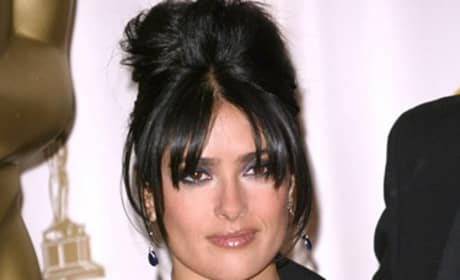 Salma Hayek to Star in Cirque du Freak