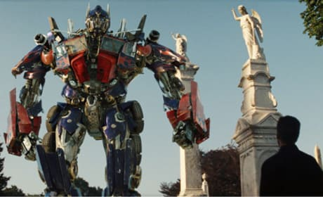 Be an Extra in Transformers 3!
