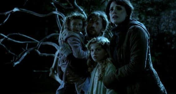 Jessica Chastain Stars in Mama