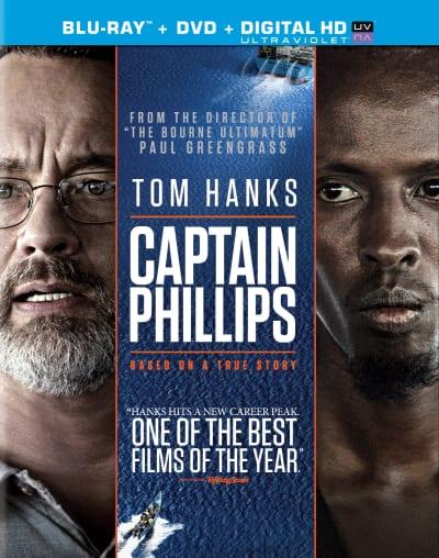 Captain Phillips DVD/Blu-Ray Combo Pack