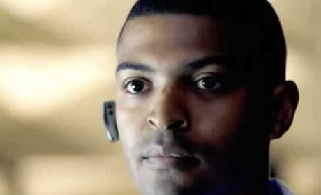 Noel Clarke in Doctor Who