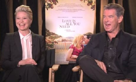 Pierce Brosnan Exclusive: Finding Love is All You Need
