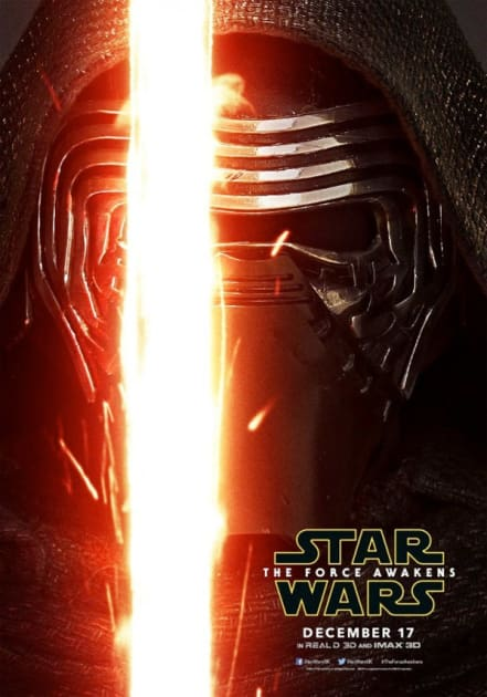 Adam Driver Stars as Kylo Ren