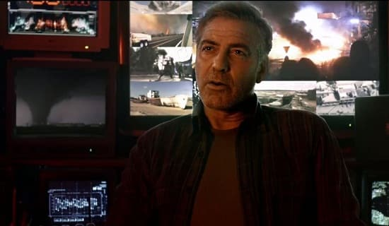 George Clooney Tomorrowland Still