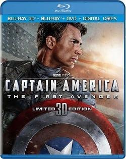 Captain America Blu-Ray