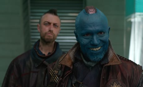 Guardians of the Galaxy Exclusive: Michael Rooker on Yondu & Tough Love