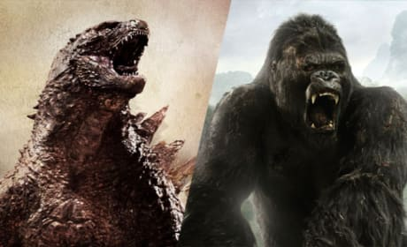 Godzilla Vs. Kong Set for 2020 Release
