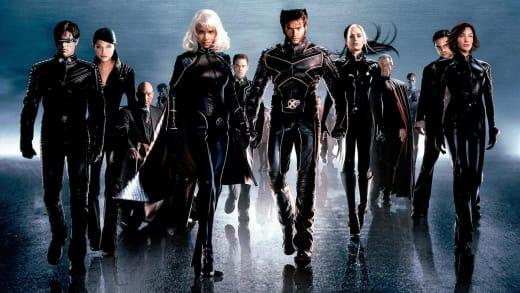 X-Men Cast Photo
