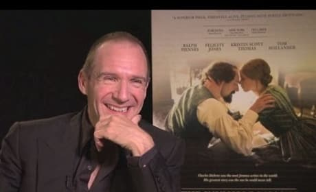 The Invisible Woman: Ralph Fiennes Exclusive Interview