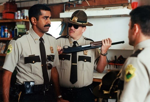 Jay Chandrasekhar Super Troopers