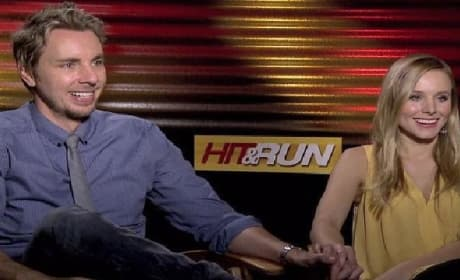 Hit and Run: Kristen Bell and Dax Shepard Share Their Love