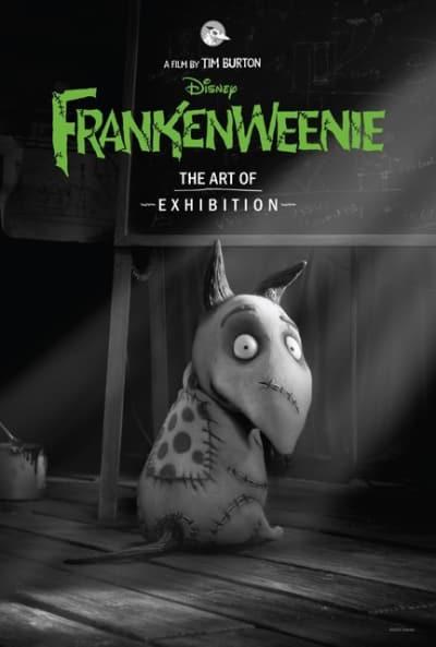 Art of Frankenweenie