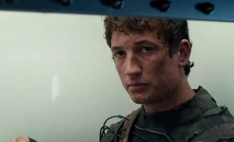 Miles Teller Fantastic Four Photo