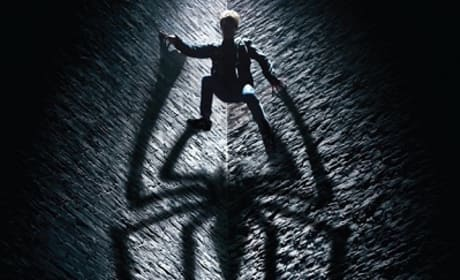 The Amazing Spider-Man Poster Debuts!
