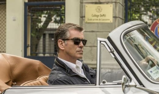 The November Man Stars Pierce Brosnan