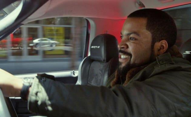Ride Along Ice Cube