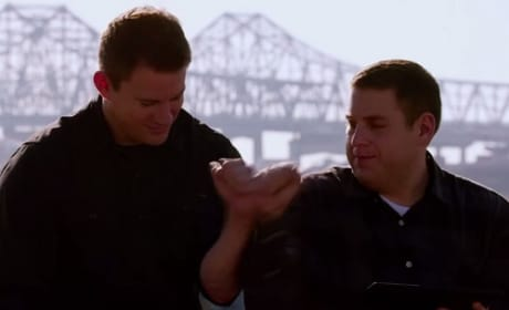 Channing Tatum and Jonah Hill Photo