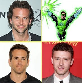 The Green Lantern Actors?