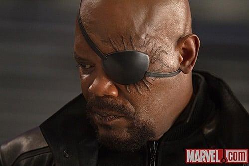 Samuel L. Jackson Stars in The Avengers
