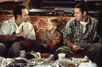 Adam Sandler as the Big Daddy