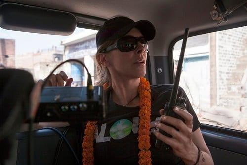 Kathryn Bigelow Directing Zero Dark Thirty
