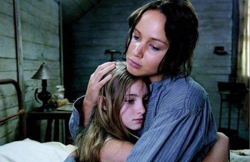 Hunger Games: Jennifer Lawrence