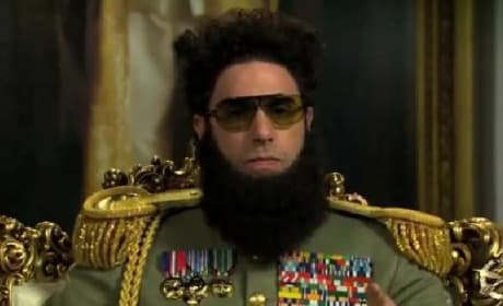 The Dictator Responds to Oscar Banning