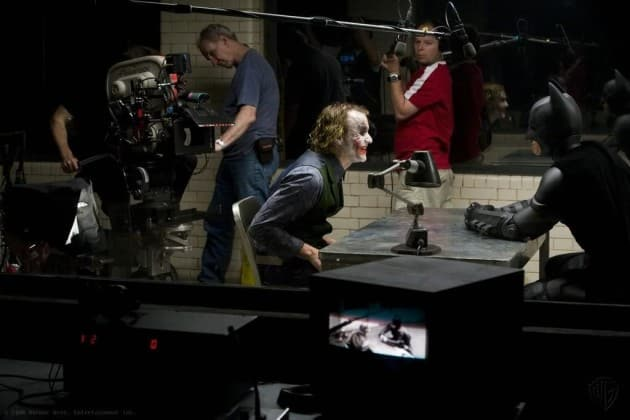 Heath Ledger Christian Bale