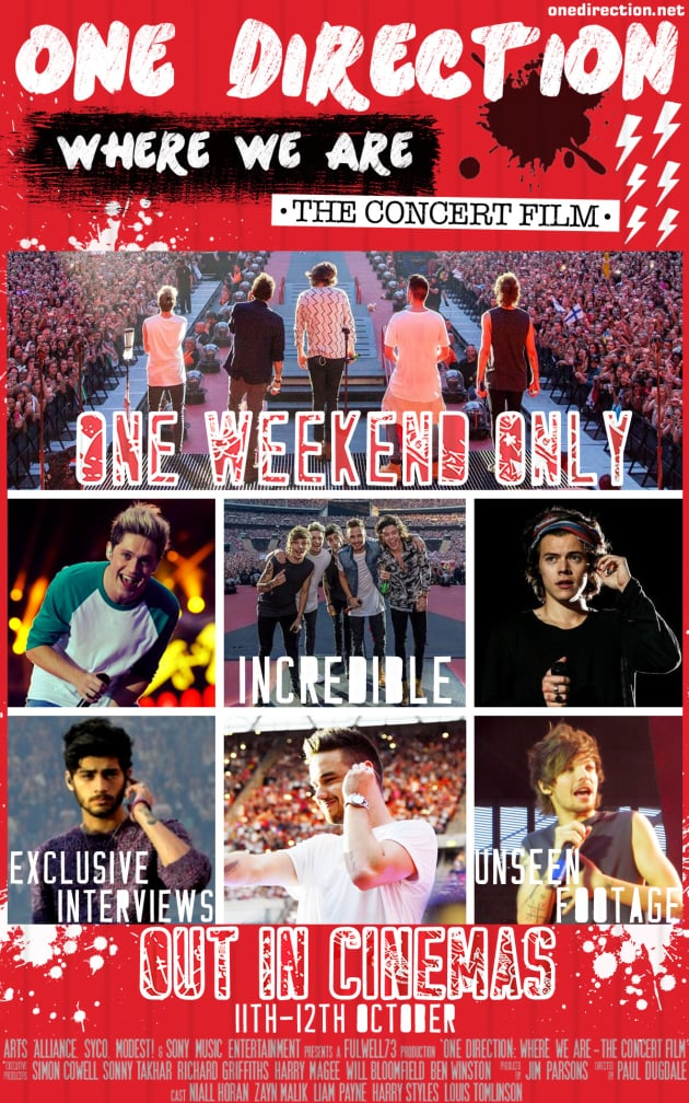 one direction where we are full movie download