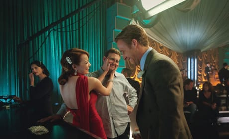 Gangster Squad Featurette: Ryan Gosling and Emma Stone Talk Gangster