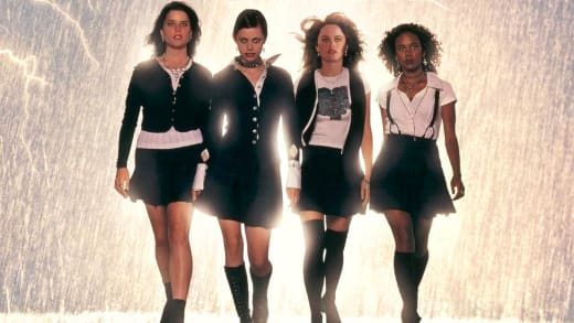 The Craft Cast Photo