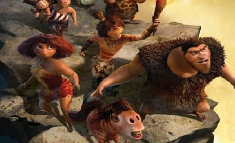 The Croods Trailer: We've Been in That Cave Forever!