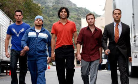 An Entourage Movie on the Way?