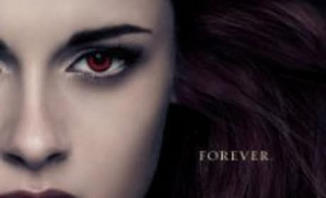 Breaking Dawn Part 2 Poster with Bella