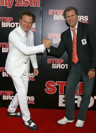 Stars of Step Brothers