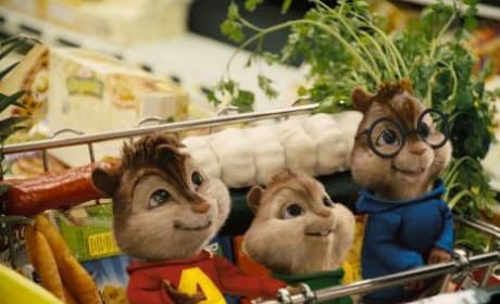 Coming Soon: Alvin and the Chipmunks: The Squeakuel
