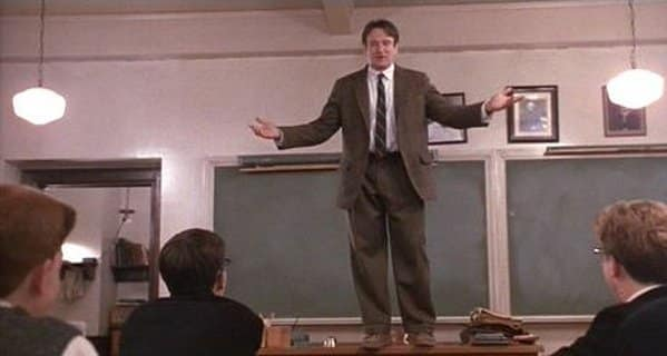 Dead Poets Society Robin Williams