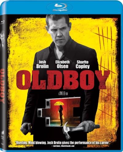 Oldboy DVD