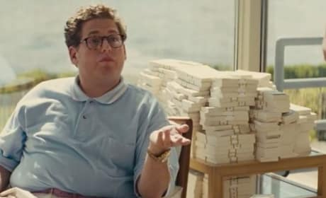 The Wolf of Wall Street Jonah Hill