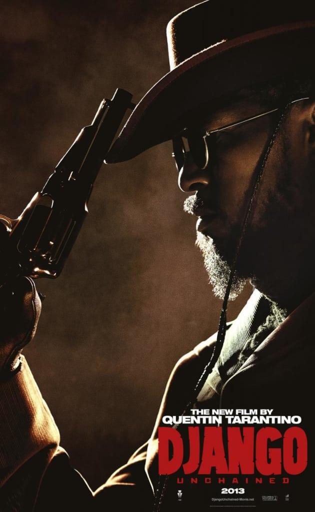 Django Unchained Jamie Foxx Poster