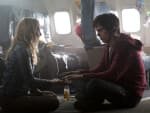 Nicholas Hoult and Teresa Palmer Warm Bodies Still