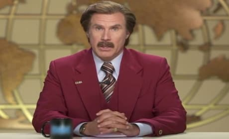 "Anchorman 2 Clip: Ron Burgundy Says Avoid ""Smelly Pirate Hookers"""