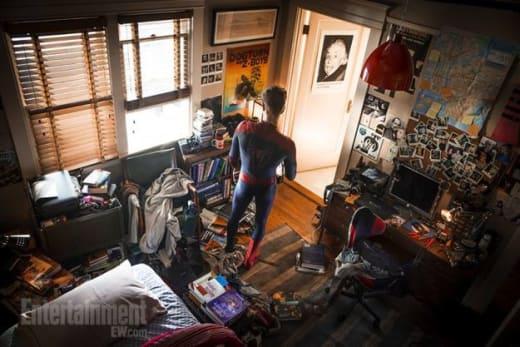 The Amazing Spider-Man 2 Still