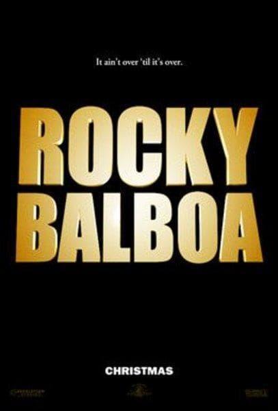 Rocky Balboa Photo