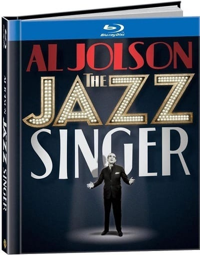 The Jazz Singer Blu-Ray