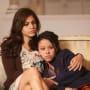 Eva Mendes and Cierra Ramirez in Girl in Progress
