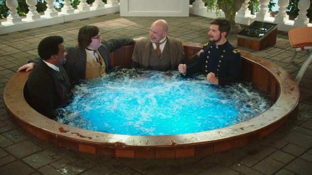 Hot tub time machine 2 cast still photo