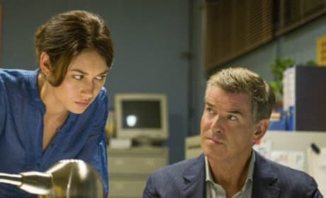 The November Man Stars Pierce Brosnan Olga Kurylenko
