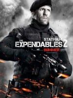 The Expendables 2 Character Poster: Statham