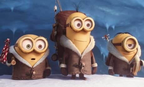 Minions Trailer: Before They Were Despicable